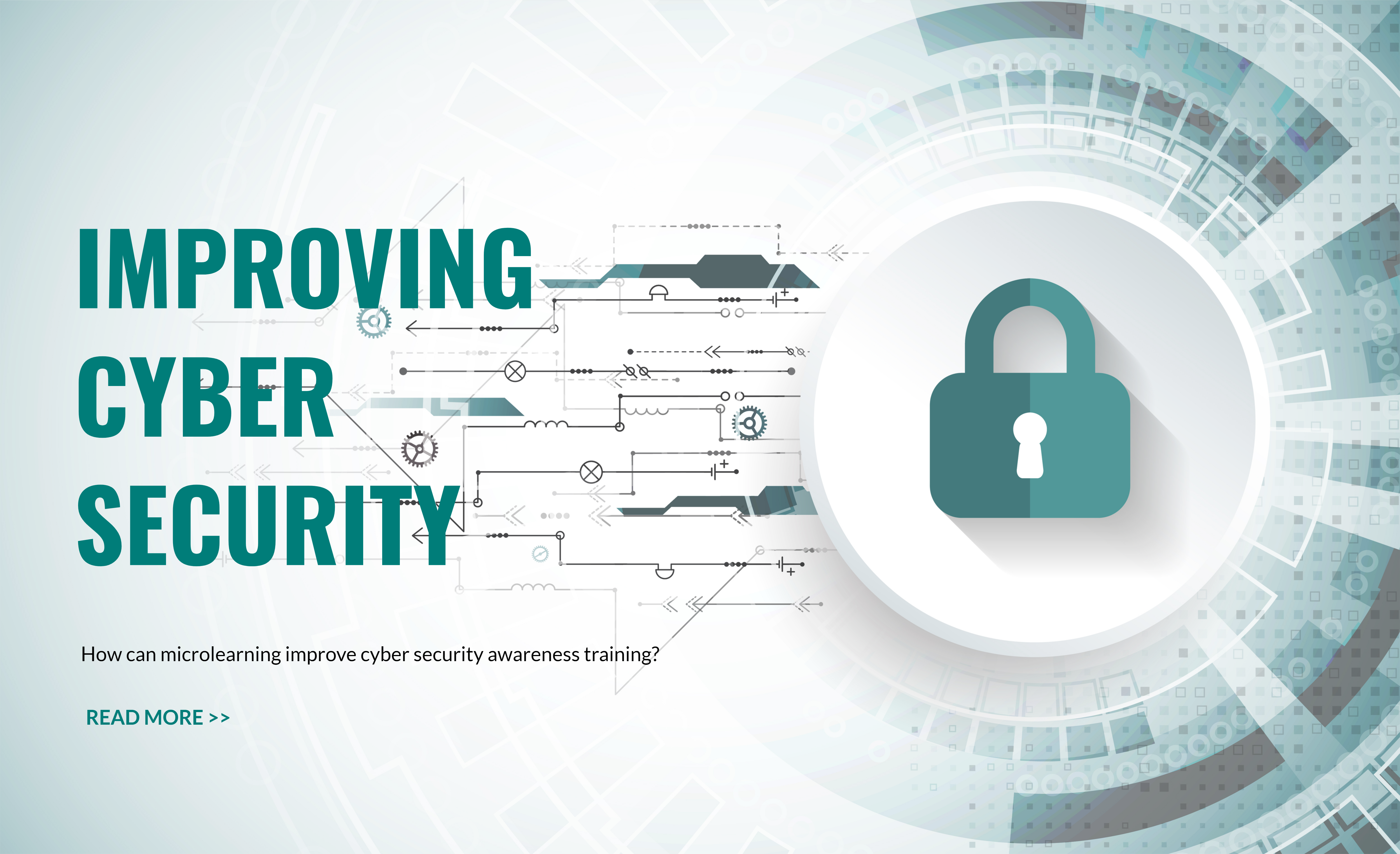 Microlearning for cyber security training