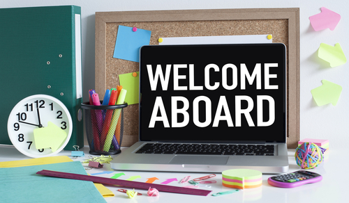 new hire employee onboarding program