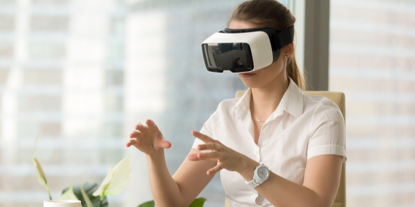 Virtual Reality Training Program
