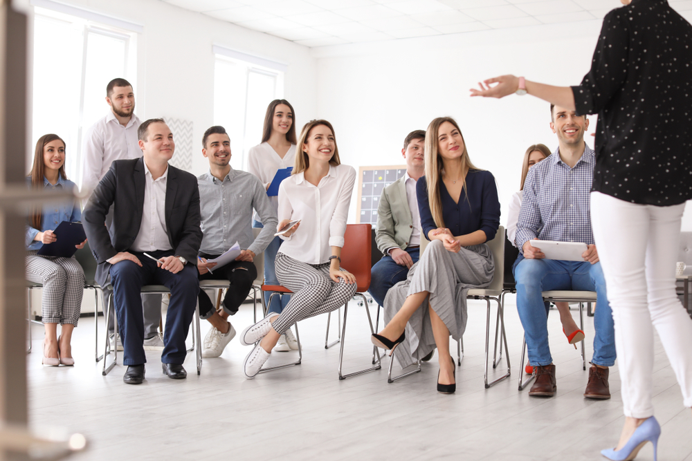 Corporate contract trainers