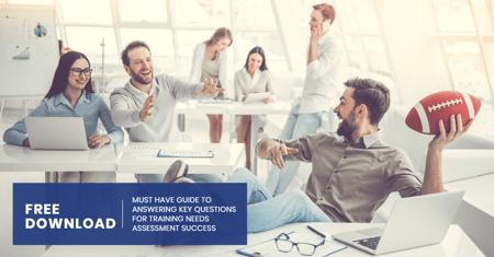 Free Training Needs Assessment Checklist