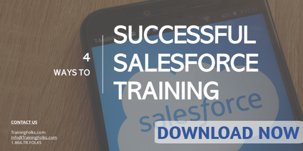 Free Salesforce Training Tips