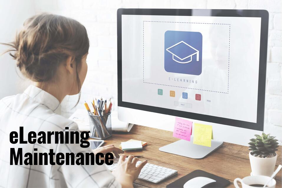 elearning maintenance programs