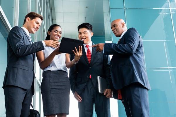 Financial Services Training  Partner