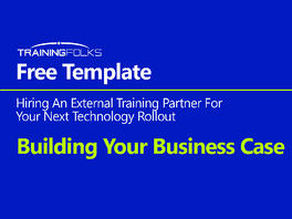 External business partner hirefree business case template create your business case today flashek Images