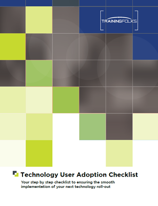 technology user adoption