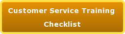 Customer Service Training  Checklist